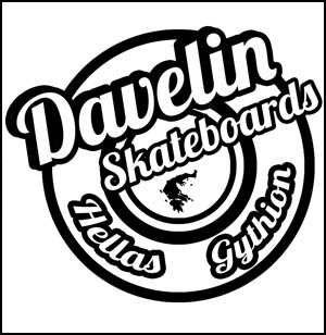 Davelin Longboards and Skateboards