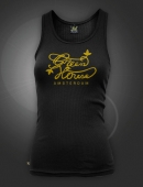 GH - Black/gold - Tank Top