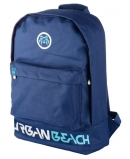 Mens Shutter Backpack Dark Blue