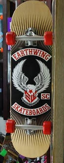 Earthwing Deck