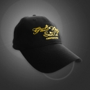 GHSC - Black - Stretch Cap